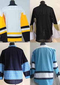 2016 новый, хоккейный джерси на заказ. с вышивкой логотип.