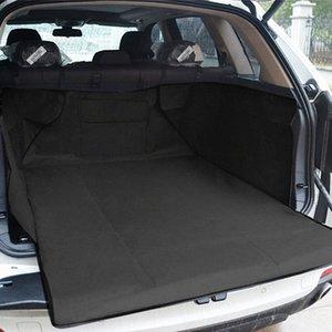 Auto-Anti-dirty-Pad wasserdichte Anti-Rutsch-Kofferraum Pad Verdickung verschleißfeste Haustier Matte hochwertiges Oxford Tuch TQEy #