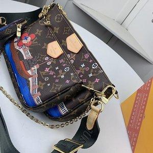 Chegada Nova Womens Bag Bolsa de hombro Carteira bolsas Crossbody Bag Entrega rápida Dinheiro moeda do bolso de couro Lady Cadeia Shoulder Bags