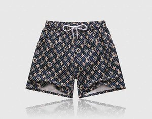 New high-quality casual shorts men's summer beach shorts jogging sports pants high-quality swimwear Bermuda surfing quick-drying men's swimm