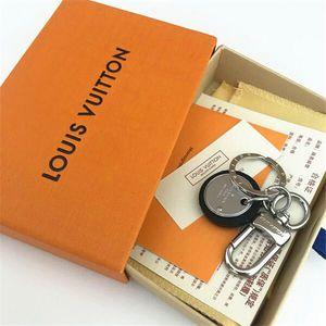 2020 new exquisite circle decoration luxury boutique decoration key chain multi-pendant bag charm fashion key chain