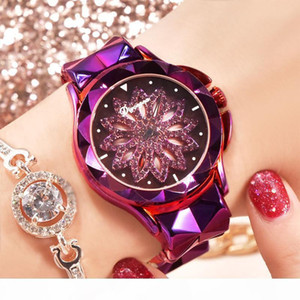 H The New Fashion Women &#039 ;S Watch ,Five Colorful And Casual Swivel Quartz Watches ,The Bright Band Makes The Woman &#039 ;S Hand M