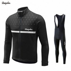 Ralvpha Maillot cyclisme 2019 Printemps / Automne Cyclisme Vêtements Ropa Ciclismo respirante Hommes Maillots PRO TEAM FORMATION JERSEY s2Kc # de