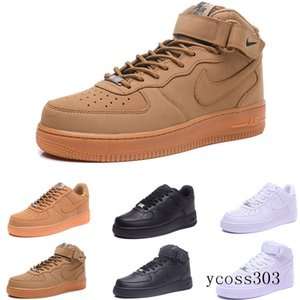 Fashion Men Shoes Low One 1 Men Women China Outdoor Shoe Fly Royaums Type Breathe Skate knit Femme Homme 36-45 G8C1P