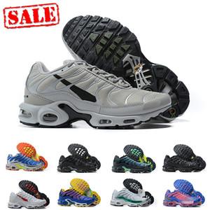 Mens Tn Além disso Running Shoes designer de alta qualidade Air Plustn Sapatilhas Tnplus clássicos Trainers Tamanho 40-46 para D0727 Masculino