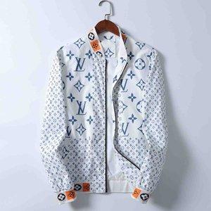 mens 2019ss NEW luxury clothing Men's designer jacket trench coat Men's Jacket Designer Jackets M-4XL