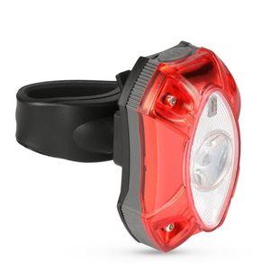 Открытый Велоспорт Taillights велосипедов Водонепроницаемый езда Taillights LED USB аккумуляторная маунтинбайку фар велосипедов Свет Taillights