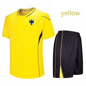 monterrey spring and summer football training clothes short section can be customized DIY men's sports training clothes running clothing
