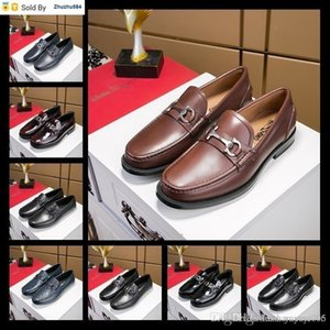 IB2W Top Black Glitter Spikes Red Bottom Loafers Shoes Men Flats Wedding Party Male Gentlemen Dress Oxford Shoes 38-44