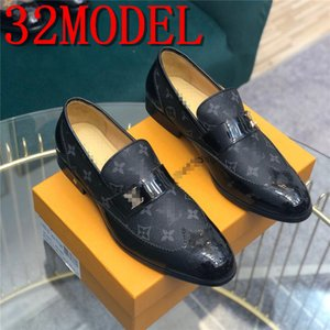 2020 Autumn Men Microfiber Leather Loafers luxurious Italian Design Wedding Comfortable Male Breathable Night Club Party Shoes Size 38-45