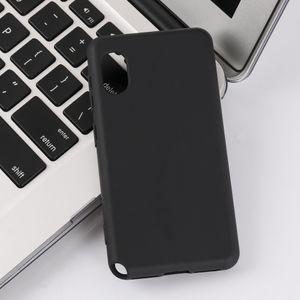 mate completa de TPU color sólido sencilla cubierta de la caja del teléfono móvil para Rakuten mini, venta directa de fábrica