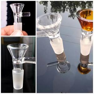 2020 Nouveau porte-cigarette Portable haute verre borosilicate Hookah Shisha Pipes eau fumeurs outils populaires Hot Vente 2 7HX D2