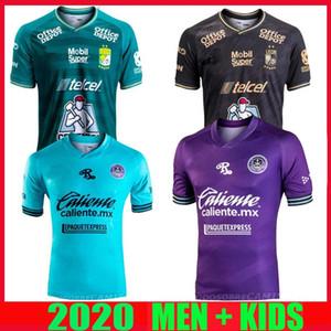 León FC 20 21 Leon Soccer Jerseys Casa Away 2020 2021 Mazatlán Mazatlan W.Tesillo Ángel M. Campbell Mexico Liga MX Camisetas Camicie da calcio
