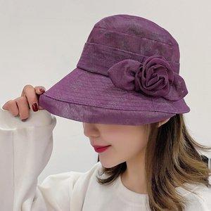 Straw toque toque paglia cappello femminile del cappello femminile