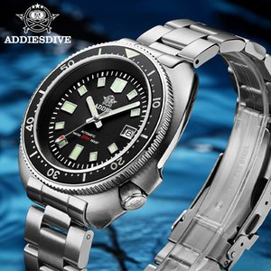 Profession Diver Watch 200M Waterproof NH35 automatic watch men Sapphire Crystal Stainless Steel Dive