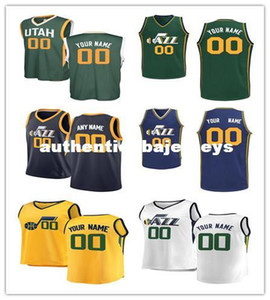 Cheap Custom basketball Jersey customize Any number any name Stitched Personalized Blue Yellow Green White Mens Youth Women vest Jerseys