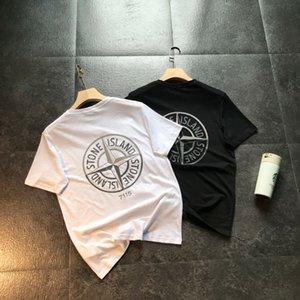 stoney T-shirt 2020 fashion brands mens designer tshirt womens clothes cotton short sleeve tee Breathable M-3XL