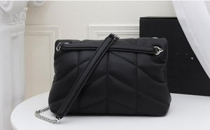 Hot Seller M19126 designer leather plaid shoulder bag luxury clutch purse full pack 29x17x11cm