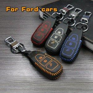 Couvercle de portefeuille pour sac de voiture / case Focus Edge 2013 Key2a Fiesta Ford Key Key Key 2013 2014 pmsnj