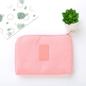 New twill Oxford cloth digital data cable charging treasure Power Bank storage bag shockproof classification travel storage bag