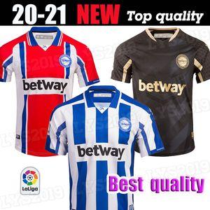 قمصان العلوي 2020 2021 ألافيس لكرة القدم الفانيلة 20 21 الافيس camiseta LUCAS IBAI بورغي لاغوارديا BORGA GUIDETTI كرة القدم Camiseta