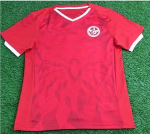 رجال تونس مخصص 20-21 يوليو MSAKNI 10 KHAZRI 11 خليفة 12 معلول 13 SASSI التايلاندية الجودة قمصان رياضية بالقرب مني، والبلوزات الملابس المخصصة