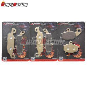 Motorcycle Front Rear Brake Pads sets For CF MOTO 650 650 2012-2020 650TK TK 2013-2020 650TR TR 2013-2014