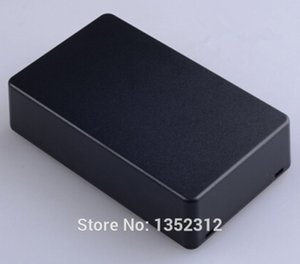 Free shipping 2 pcs lot 101*61*26mm plastic enclosure for electronics desktop box instrument box waterproof PLC project box