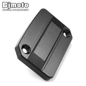 BJMOTO Motorcycle CNC Aluminum Front Fluid Brake Reservoir Cap Cover For G310GS G 310 GS 2020-2020