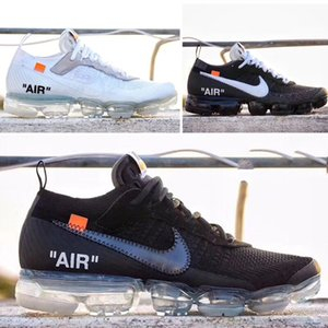 2018 New Air Vap 2 Cushion Sports Shoes For Men V2 Fly Sneakers 2020 Women Black White Blue Trainer Jogging Athletic Running Shoes