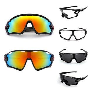 Polarizer fahren Sonnenbrille Außerhalb Eyewears Top-Qualität Männer Frauen Radfahren Walking Wandern Hot Summer Sportbrillen Designerbrillen Schwarz