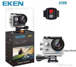 EKEN H9 Action Camera H9R wifi Ultra HD Mini Cam 4K 30FPS 1080p 60fps 720P 120FPS underwater Waterproof Video Sports Camera