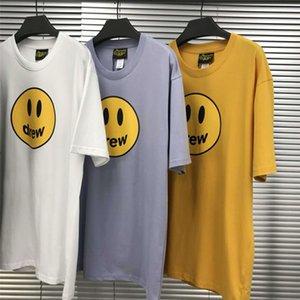 Роскошные мужские Dener T Shirt Mens лета животных печати с коротким рукавом Igh Качество Mens Dener T Рубашка тройников # 321
