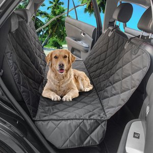 Dog Car Seat Covers Hammock Mat Anti-Scratch Waterproof Pet Seat Cover Backseat Protection for Dogs Cats