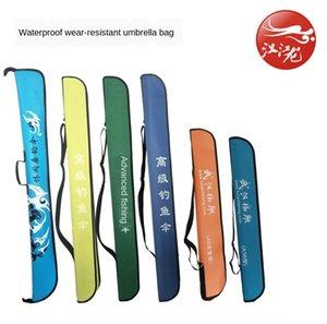 umbrella fishing Oxford cloth gear fish pole thickened Oxford cloth bag outdoor fishing bag Wuhan Fulian