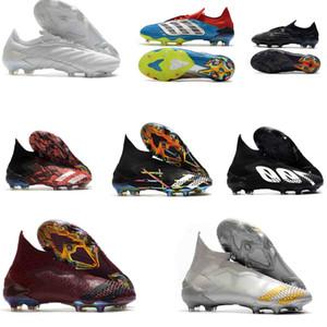 krampon chaussures futbol CR7 Futbol Profilli Mercurial Superfly Predator Arşiv Futbol Ayakkabı Yüksek Ayak bileği yırtıcı mani Futbol Boots de