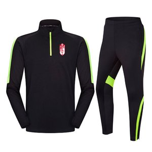 Granada Fußball-Team 2020 2021 Herren-Trainingsjacke Trainingsanzug Outdoor-Sportbekleidung Joggingbekleidung für Erwachsene kitChile