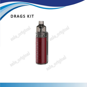 Coils 4.5ml DRAG All Kit Free DHL Battery Fit Original Cartridge VOOPOO S PnP And E Cigarette 2500mah Built-in Qrkso