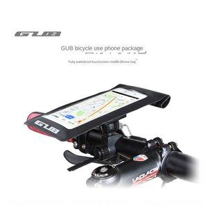 GUB dağ bisikleti bisiklet bagholder dokunmatik ekranlı cep telefonu çantası bisiklet su geçirmez cep telefonu tutucu çanta