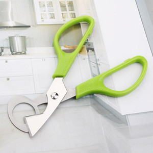 Pigeon Quail Egg Scissor Bird Cutter Opener Egg Slicers Kitchen Housewife Tool Clipper Accessories Gadgets LX2389