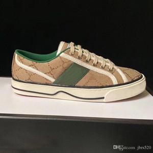 дизайнер леди Повседневная обувь кожаные кроссовки Letters шнуровке роскошной вышивкой женщина обуви моды платформы новых мужчин обувь Большой размер 35-42-45