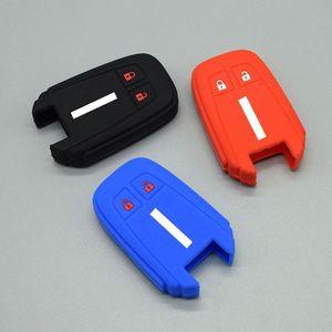 Sile Car Key Fob Case Cover Set Holder per Isuzu D-Max MUX Truck DMAX intelligente 2B remoto senza chiave in gomma protegge le coperture Cheap Car Key Serrature vite #