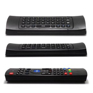 New X8 MX3 Air Fly Mouse Remote Control 2.4GHz Wireless Keyboard Somatosensory for S905X T95X MXQ PROIR Learning 6 Axis