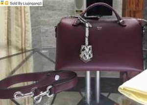 Liujingang3 28CM 6650 wine red Top Handles Boston Totes Shoulder Crossbody Belt Backpacks Mini Bag Luggage Lifestyle Bags
