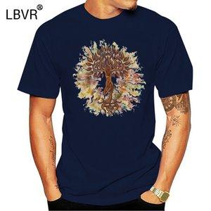 Árbol TS1422Cool camiseta informal mujeres libres camiseta Yoga hombres unisex de la manera flor de la meditación zen orgullo la camiseta de la yoga del árbol de Buda
