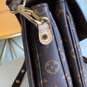 Mode dame sac à main haut de gamme sac à main de qualité sur mesure classique mode loisirs d'affaires sac un sac à bandoulière oblique enjambeur