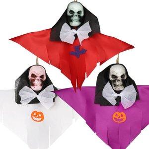 Foam Skeleton Pendant Halloween Props Ghost Festival Bar KTV Scene Layout Props Halloween Party Decoration