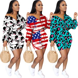2020 women two piece outfits summer fashion casual womens multicolor printing set plus size women clothing S-3XL