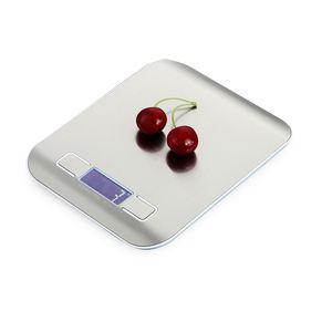 Escala del alimento, Digital peso de la cocina gramos y onzas de bicarbonato de cocción en acero inoxidable dieta Plataforma Escalas JK2005XB