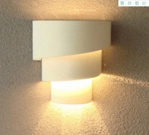 Modern simple hotel bedroom wall lamp bedside lamp fashion simple and economical wall lamp